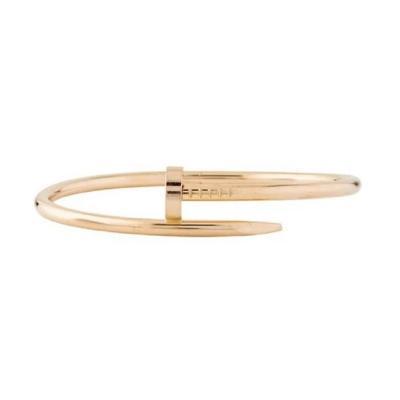 Cartier CARTIER JUSTE UN CLOU NAIL BRACELET 18K PINK GOLD SIZE 17