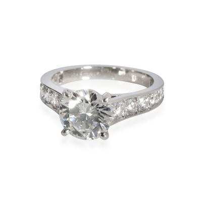 Cartier Cartier 1895 Diamond Engagement Ring in Platinum H VS1 2 19 CTW
