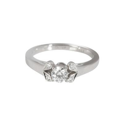 Cartier Cartier Ballerine Diamond Engagement Ring in Platinum Platinum F VS2 0 2