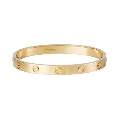 Cartier Cartier Bracelet Bangle Love Yellow Gold