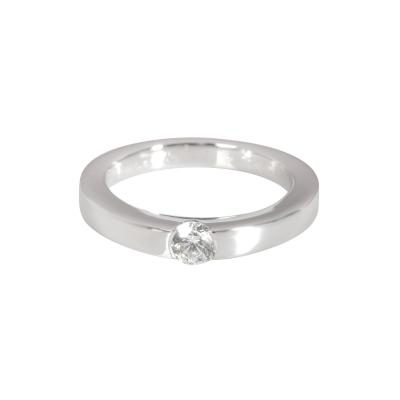 Cartier Cartier Diamond Solitaire Ring in Platinum GIA Certified G VVS1 0 21 CT