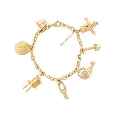 Cartier Cartier Garden Charm Bracelet