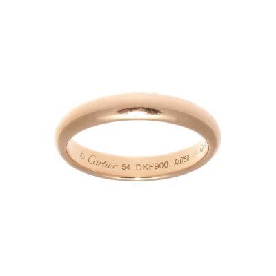 Cartier Cartier Gold Band Ring