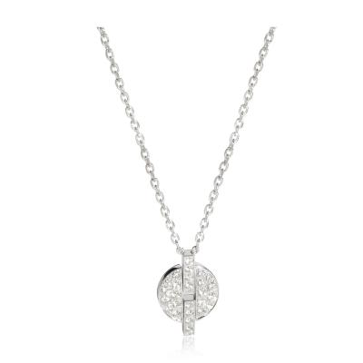 Cartier Cartier Himalia Diamond Necklace in 18K White Gold 1 CTW