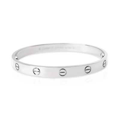 Cartier Cartier Love Bangle in 18K White Gold
