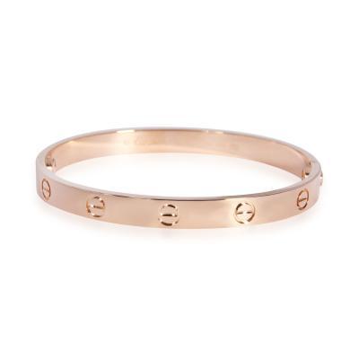 Cartier Cartier Love Bracelet in 18K Rose Gold