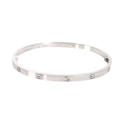 Cartier Cartier Love Bracelet in 18K White Gold