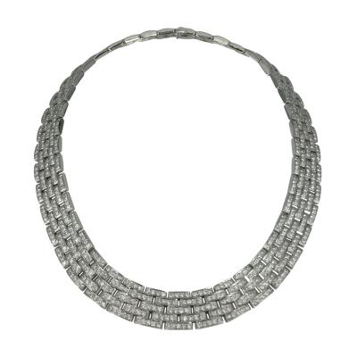 Cartier Cartier Panther Diamond Necklace