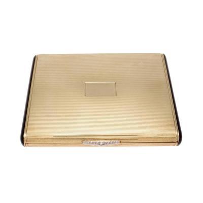 Cartier Cartier Retro Gold Box