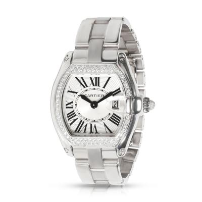 Cartier Cartier Roadster WE5002X2 Unisex Watch in 18kt White Gold