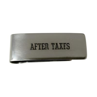 Cartier Cartier Sterling Silver Money Clip After Taxes