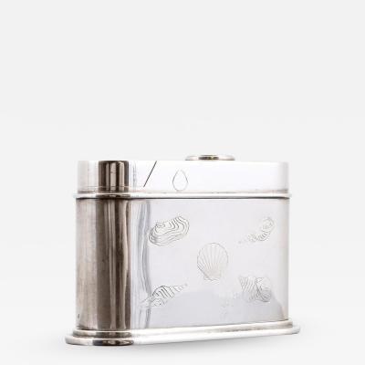 Cartier Cartier Sterling Silver Table Lighter