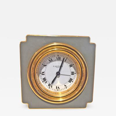 Cartier Cartier Table Alarm Clock