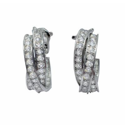 Cartier Cartier Trinity Earrings
