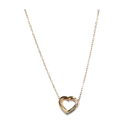 Cartier Cartier Trinity Necklace in 18K 3 Tone Gold