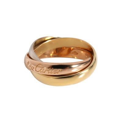 Cartier Cartier Trinity Ring in 18K 3 Tone Gold