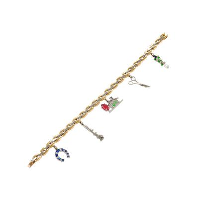Cartier Charm Bracelet by Cartier
