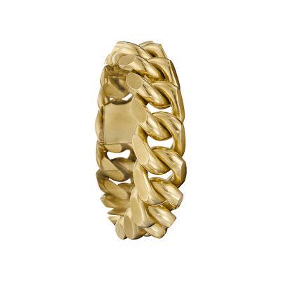 Cartier Gold Link Bracelet by Cartier
