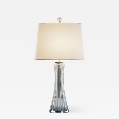Cartwright New York Canna Candela Lamp Seguso Edition Prugna