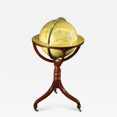 Cary s A Regency Celestial Standing Globe