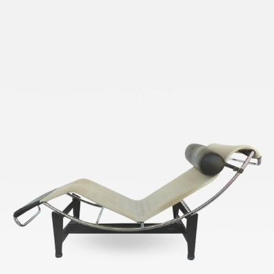 Cassina Cassina Lc4 Chaise Lounge by Le Corbusier Jeanneret Charlotte Perriand