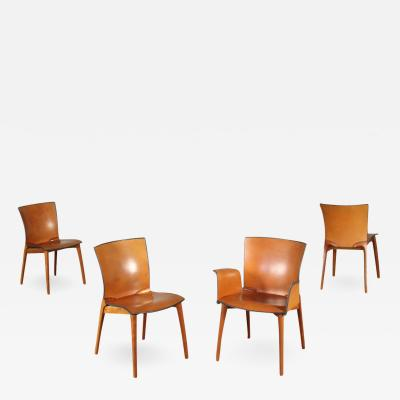 Cassina Cos chairs Josep LLusc for Cassina 1994