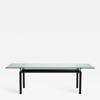 Cassina Le Corbusier Cassina LC6 Dining Table circa 1980 s