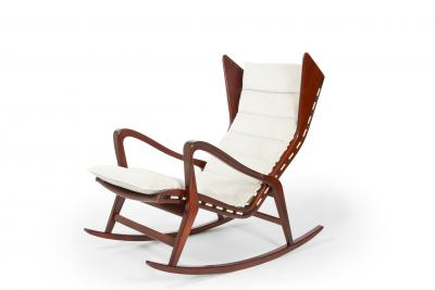 Cassina Rocking chair model 572