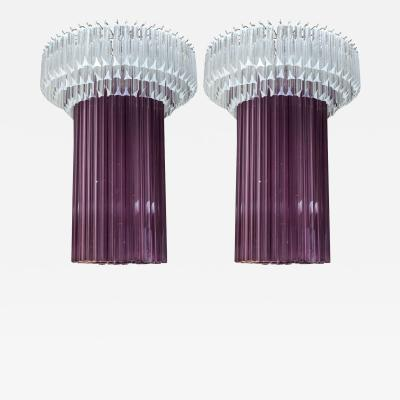 Cenedese Murano glass chandelier