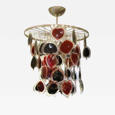 Cenedese POKER CHANDELIER BY CENEDESE