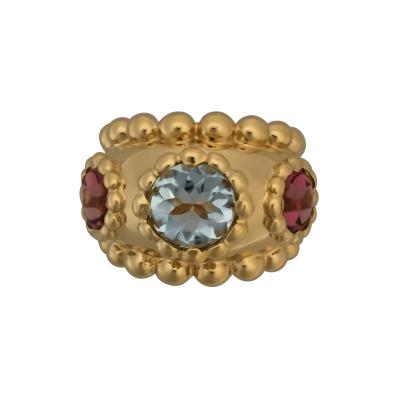 Chanel Chanel Semi Precious Ring