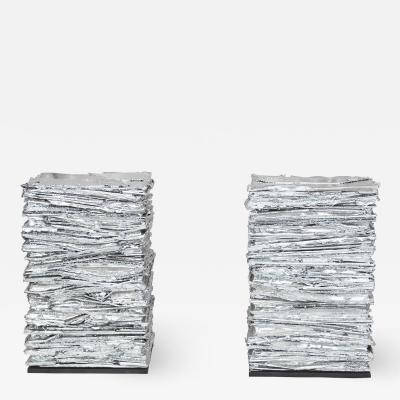 Chapter Verse Pair of Sarcomere Pedestals