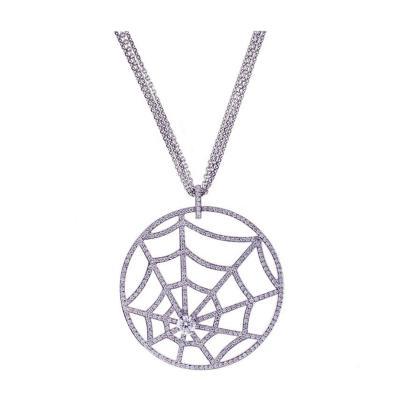 Chaumet Chaumet Attrape Moi Catch Me Spider Web Diamond Necklace