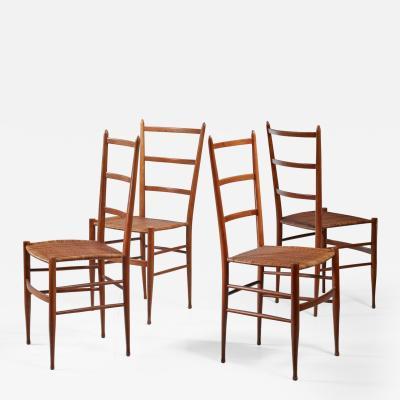 Chiavari Set of four Chiavari chairs Italy