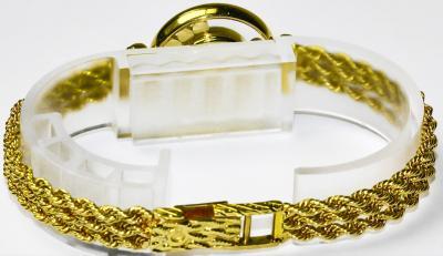 Chopard 1970s Chopard Tutti Frutti Multi Gem Happy Diamond Bracelet Watch