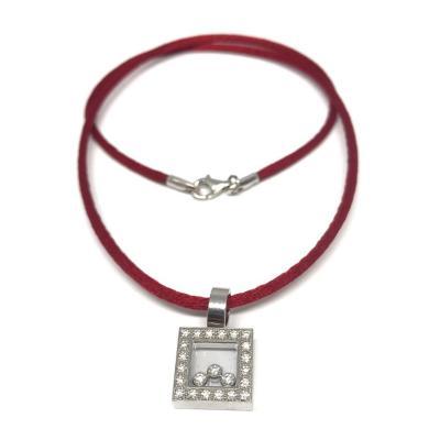 Chopard Chopard Happy Diamond Iconic Pendant