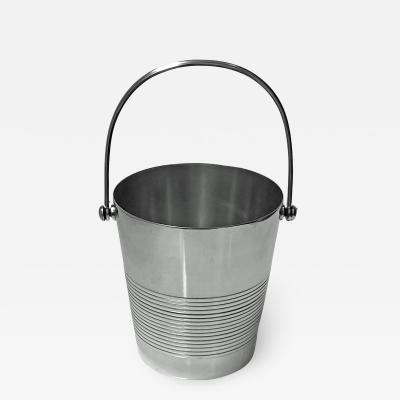 Christofle Christofle Art Deco Wine Bucket C 1930
