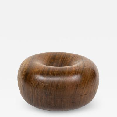 Christopher Norman Projects Untitled minimal surface 3 2021 Walnut linseed 6 x 9 inches