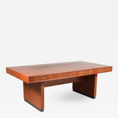 Clausen Maerus Clausen Maerus President Desk for Eden Norway 1960
