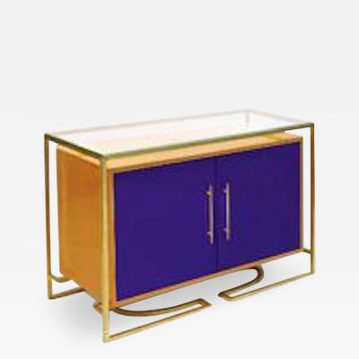 Codor Design High Gloss Enamel Credenza