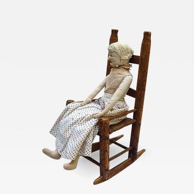 Colette Donovan American Folk Rag Gramma Doll
