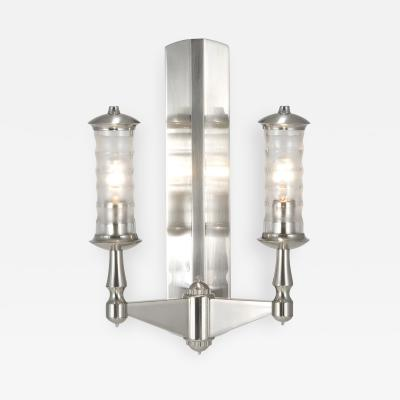 Collura Co LimeLight Double Arm Wall Sconce