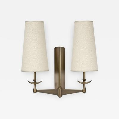 Collura Co T 13 Double Arm Wall Sconce