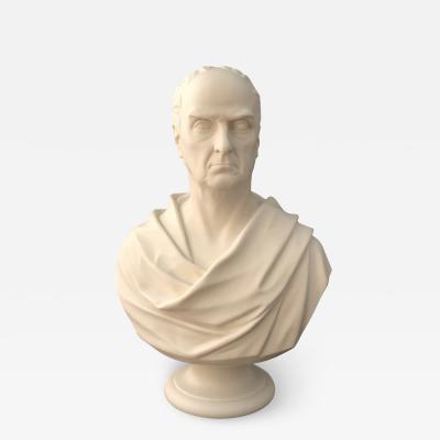 Copeland Parian Daniel Webster