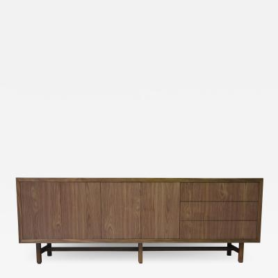 Costantini Design Custom Salvatore Contemporary Credenza in Argentine Rosewood from Costantini