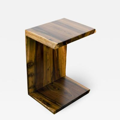 Costantini Design Exotic Wood Live Edge Occasional Table from Costantini Carlo