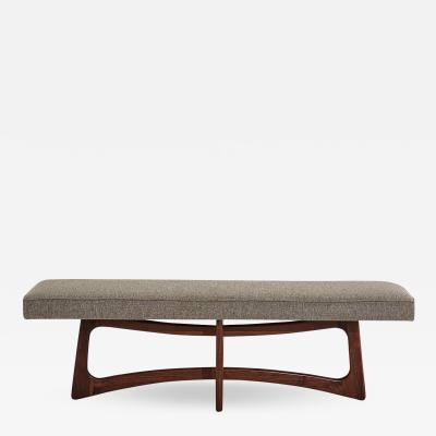 Craft Associates Adrian Pearsall Bench for Craft Associates 1960
