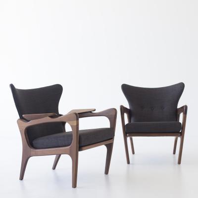 Craft Associates Craft Associates Low Wing Chair 1414