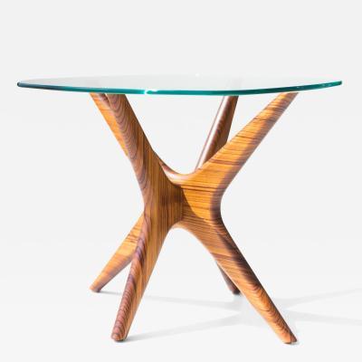 Craft Associates Craft Associates Modern Teak Side Table 1515