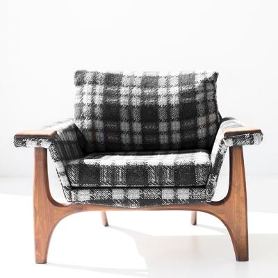 Craft Associates Craft Associates Wood Paw Lounge Chair 1522